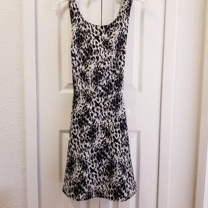 Animal Print Dress by Forever 21